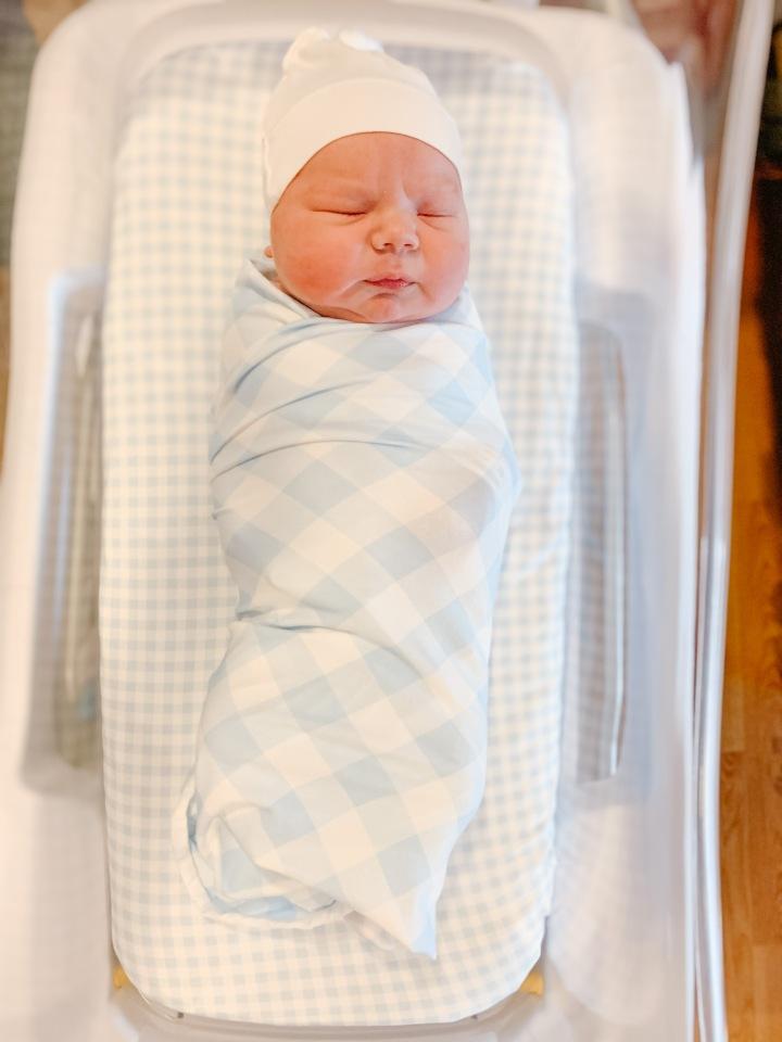Introducing Baby Caden