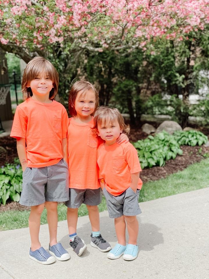 Boys Spring & SummerClothes