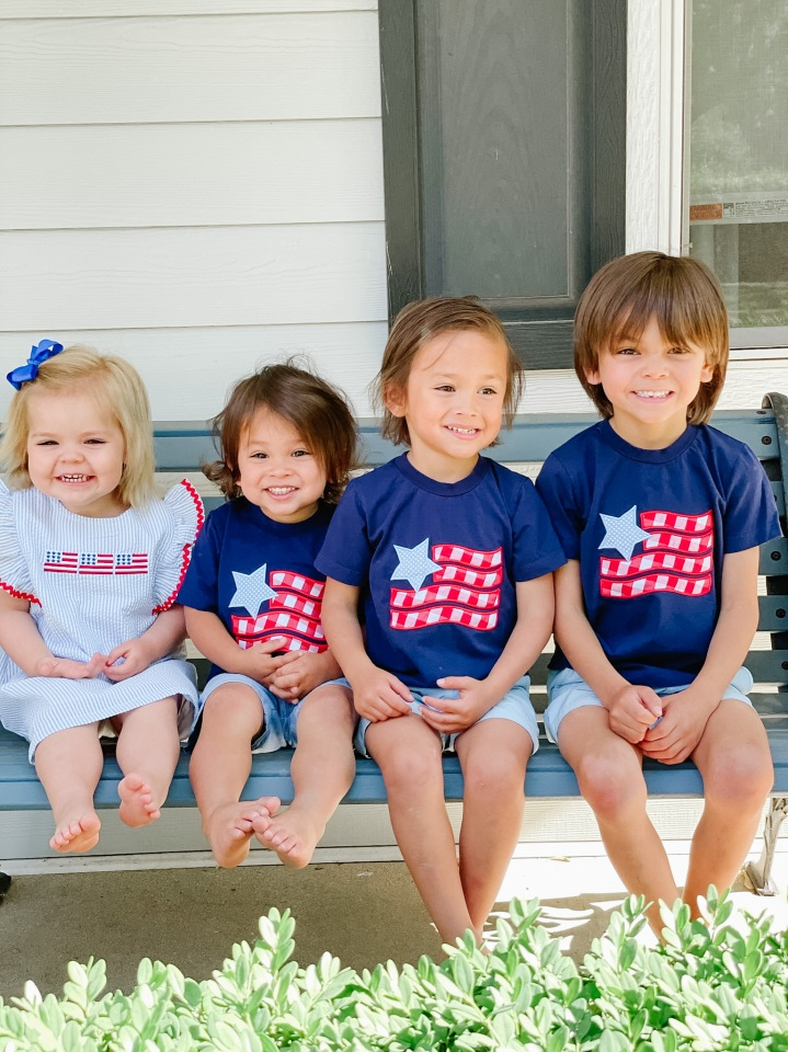 4th of July Outfits for theKids